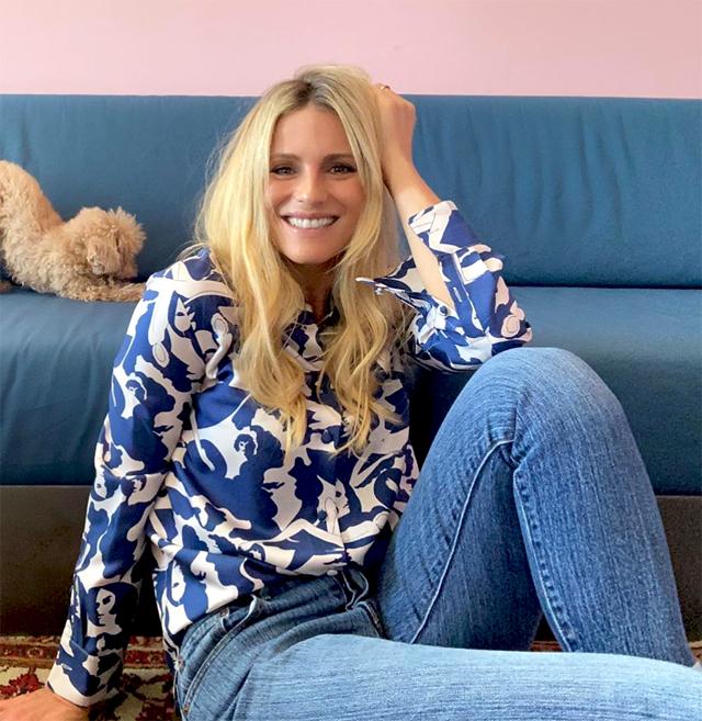 Michelle Hunziker, 43 anni, è una delle poche celebrità ad avere un rapporto veramente ottimo con i paparazzi: ad alcuni si è addirittura affezionata
