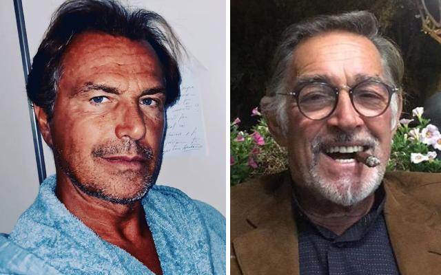 Antonio Zequila, 56, e Fabio Testi, 79, hanno entrambi attaccato l'ex coinquilina