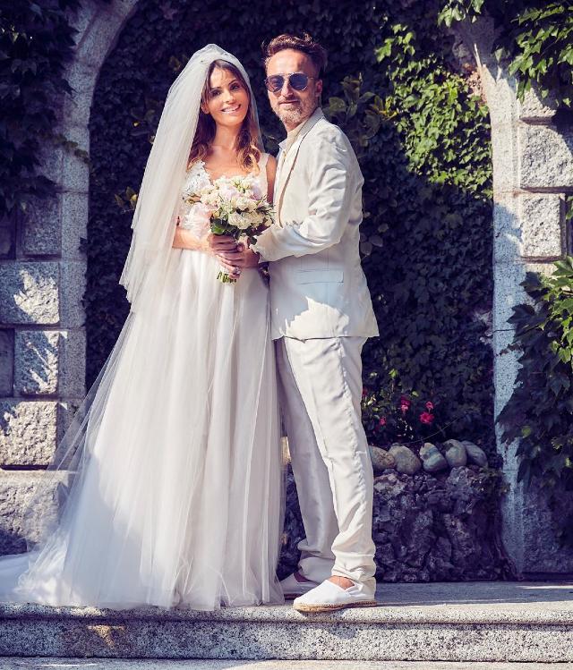 Francesco Facchinetti e Wilma Helena Faissol: le foto delle nozze bis a luglio 2020