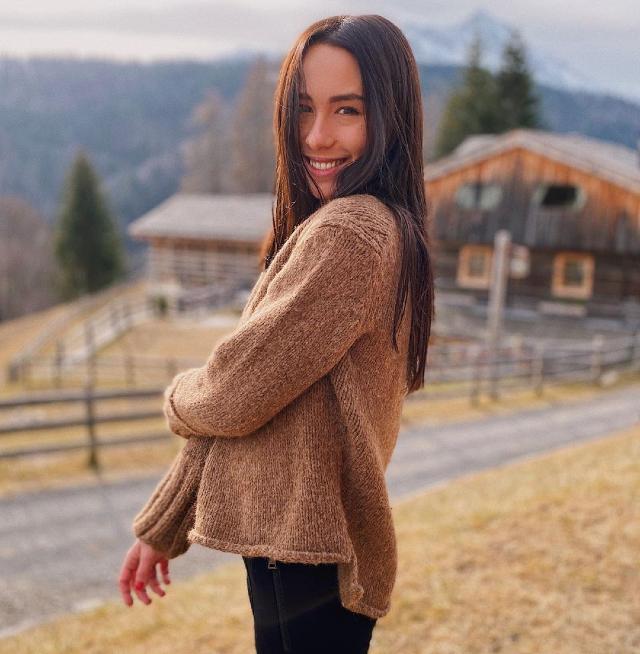 Aurora Ramazzotti non si sente una sorella maggiore: 'I miei fratelli come nipoti'