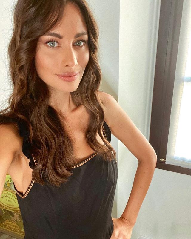 Marica Pellegrinelli, 32 anni, ha dichiarato che oggi, dopo la separazione da Eros Ramazzotti, forse lo ama ''più di prima''