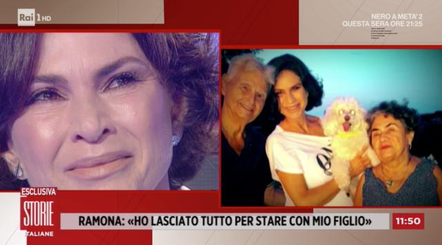 Ramona Badescu torna in tv e piange: ecco perché
