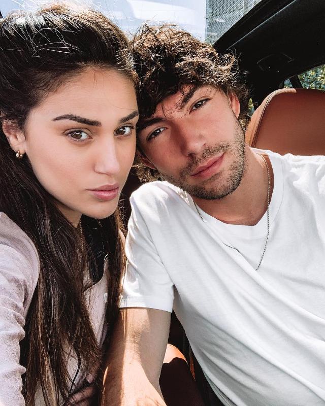 Cecilia, 30 anni, e Ignazio sono tornati insieme, ma il padre di lui dice di non sapere cosa potrebbe accadere in futuro...