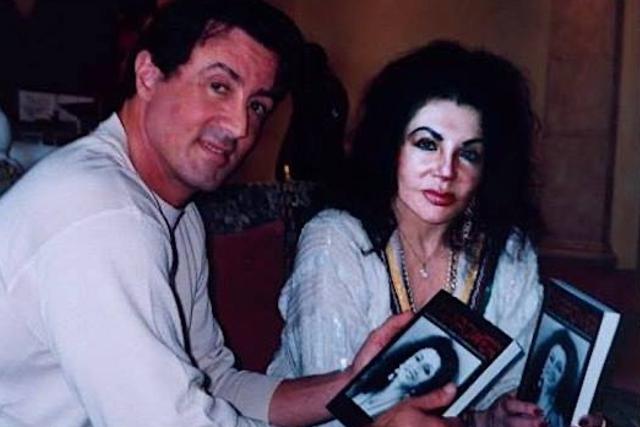 Morta a 98 anni la madre di Sylvester Stallone