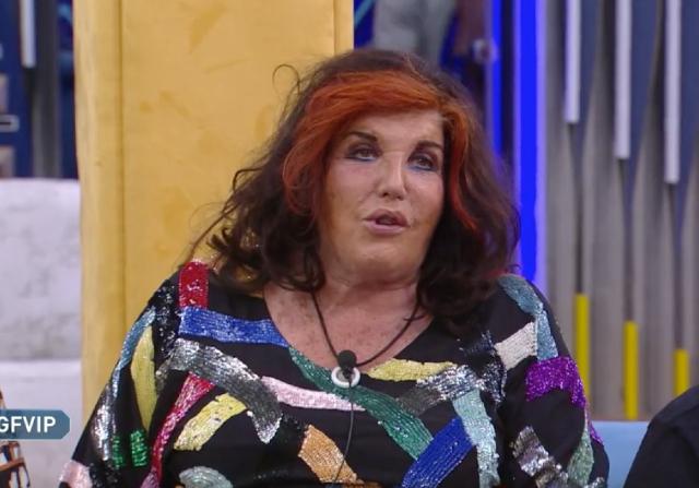 Patrizia De Blanck, 75 anni, è uno dei personaggi più in vista dell'edizione in corso del 'Grande Fratello Vip'