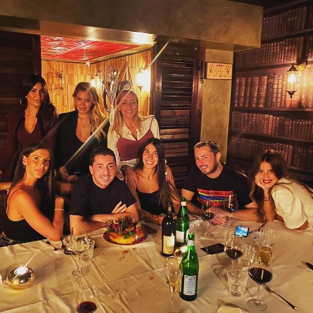 Francesca Graffagnini festeggia il compleanno con tante belle della tv: da Federica Nargi a Costanza Caracciolo, ma anche Francesca Fioretti, Karina Cascella e Giulia Calcaterra
