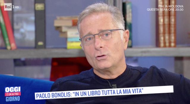 Paolo Bonolis pazzo della moglie: 'E' bellissima, la sua estetica mi ha...'