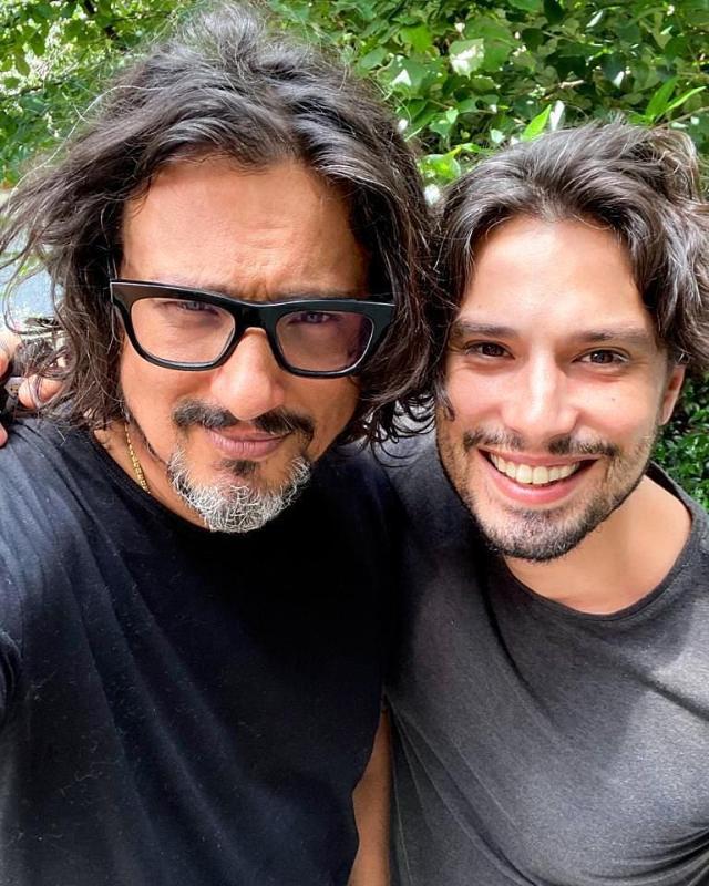 Le fan di Alessandro Borghese impazzite per il fratello: guardate che somiglianza! Foto