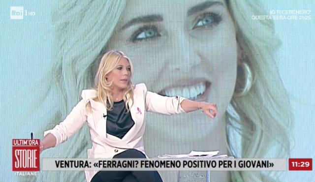 Volano gli stracci tra Eleonora Daniele e Fedez, il rapper: 'E' delirante'