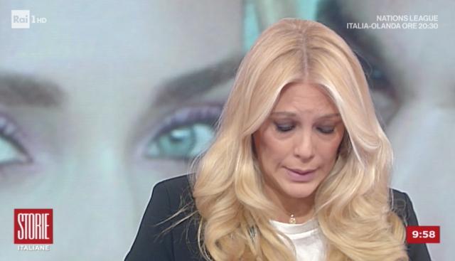 Eleonora Daniele in lacrime dopo l'attacco di Fedez: 'Mi stanno bullizzando'