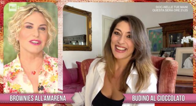 Antonella Clerici ed Elisa Isoardi, scherzano insieme in diretta: guarda