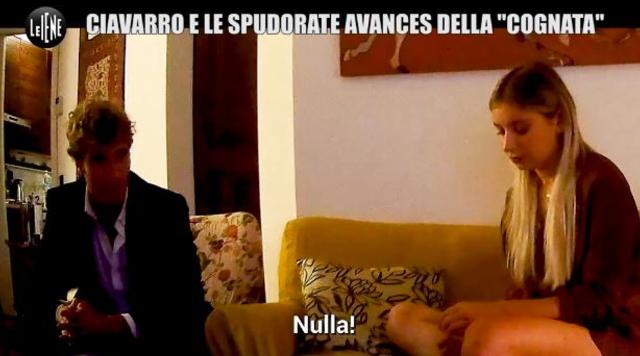 Paolo Ciavarro corteggiato spudoratamente dalla sorella di Clizia: la sua reazione