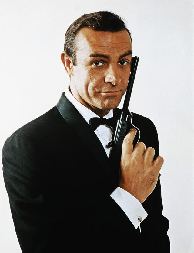 E' morto a 90 anni Sean Connery