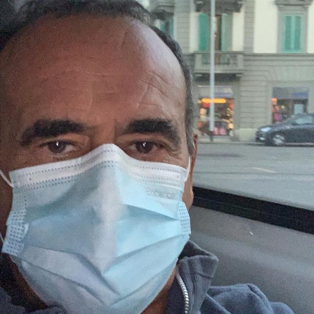 Carlo Conti torna a casa dopo il ricovero in ospedale: ecco come sta