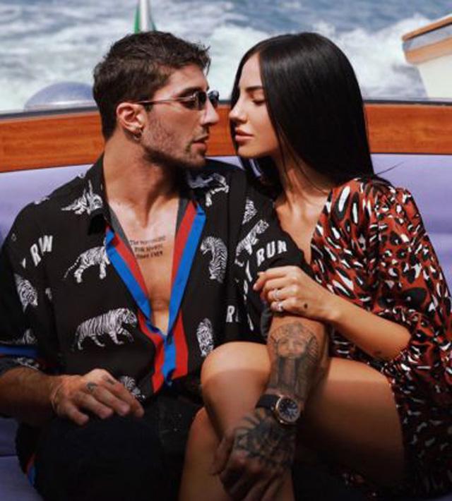 Andrea Iannone, 31 anni, e Giulia De Lellis, 24, si sono lasciati lo scorso anno