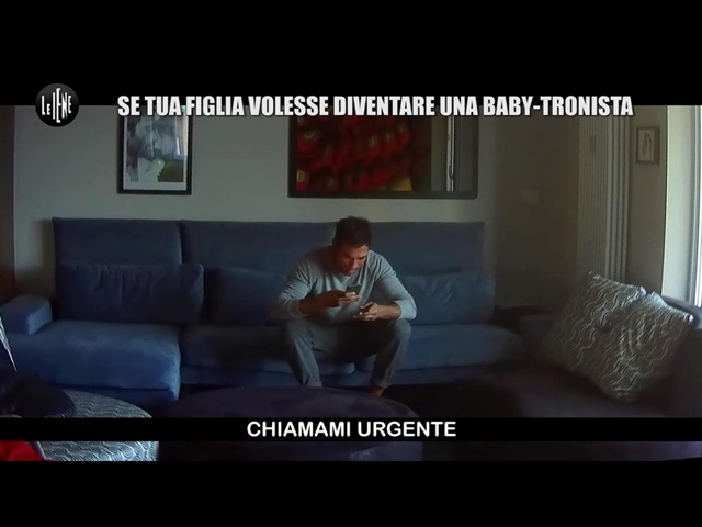 Francesco Arca diventa una furia: la figlia baby tronista? Mai!