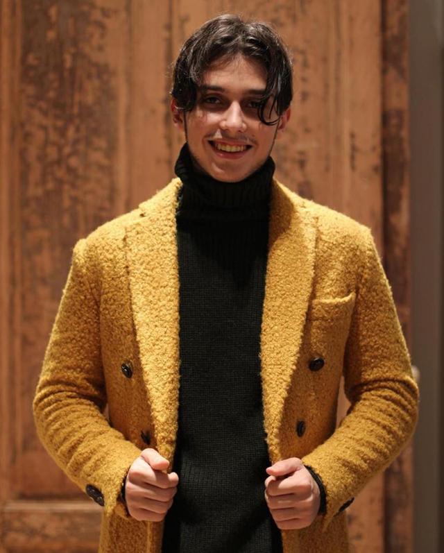 Carlos Maria Corona lancia il suo brand moda