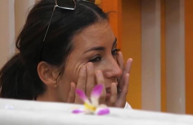 Elisabetta Gregoraci distrutta piange da due giorni: 'Ho deciso, vado via'