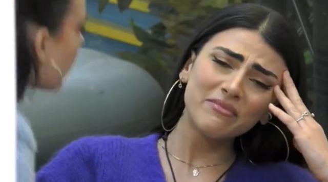 Giulia Salemi in lacrime: 'La Gregoraci mi ha fatto sentire una mer*a'