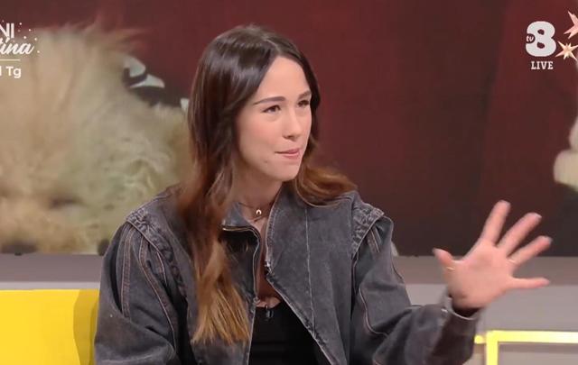 Aurora Ramazzotti, le chiedono della lite con Zorzi in tv: la reazione