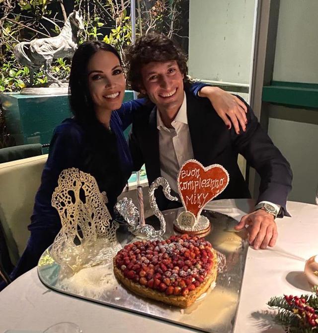 Michela Quattrociocche, primo compleanno col nuovo fidanzato: 'Il migliore di sempre'