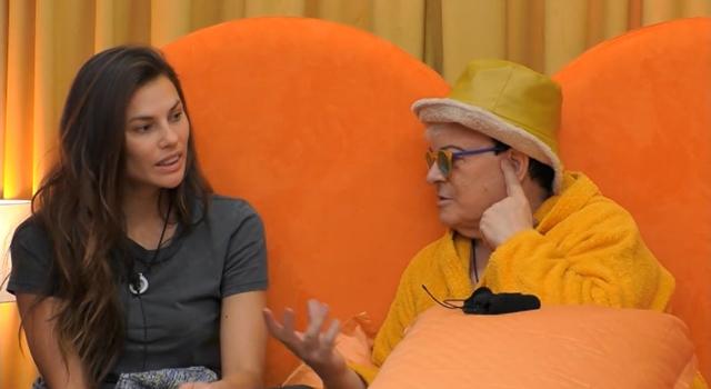 Dayane Mello racconta la sorpresa romantica di Balotelli