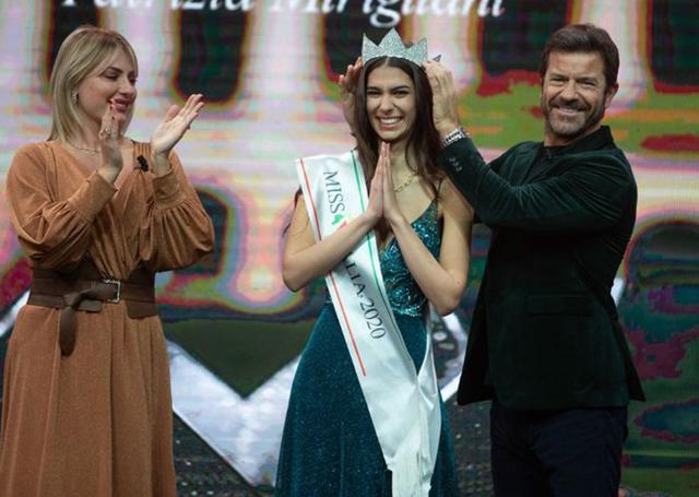 Miss Italia 2020 è Martina Sambucini, 19enne di Frascati: foto