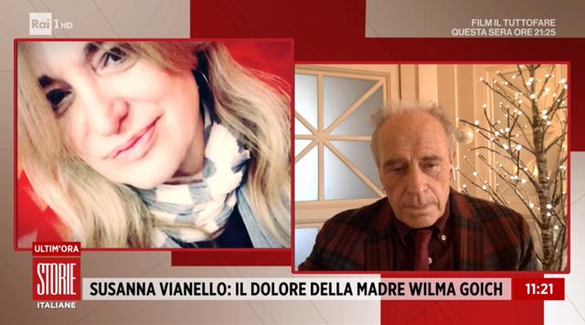 Edoardo Vianello e la figlia morta: 'Faccio finta sia colpa della pandemia'