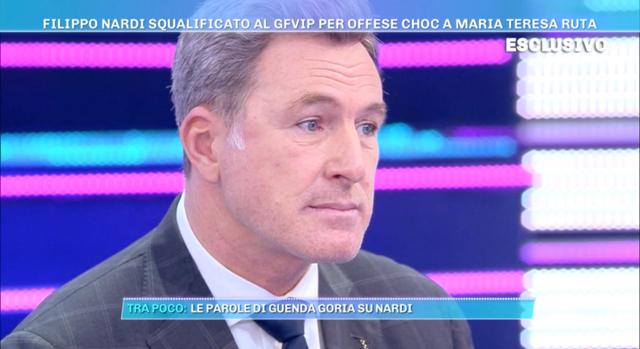 Barbara D'Urso contro Filippo Nardi dopo il GF Vip: 'Sei stato a casa mia, ma ora...'