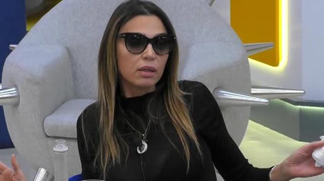 Cecilia Capriotti, 44 anni, ha ribadito di sentirsi vittima di Maria Teresa Ruta, 60, anche dopo lo sfogo di quest'ultima