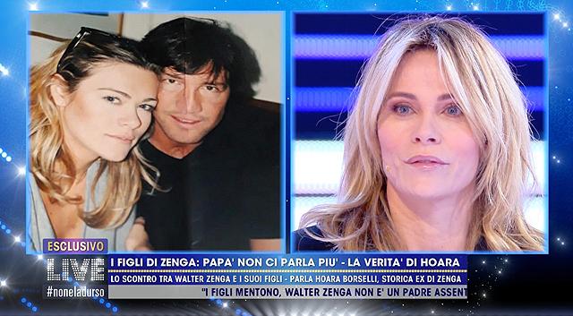 Zenga, la difesa dell'ex Hoara Borselli: 'Troppo rancore da suo figlio Andrea'