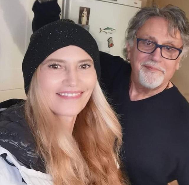 Andrea Roncato contro l'ex Stefania Orlando: 'Quando avevo bisogno per i problemi di droga se ne andò'