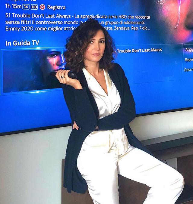 Caterina Balivo torna in tv: ecco cosa farà la conduttrice