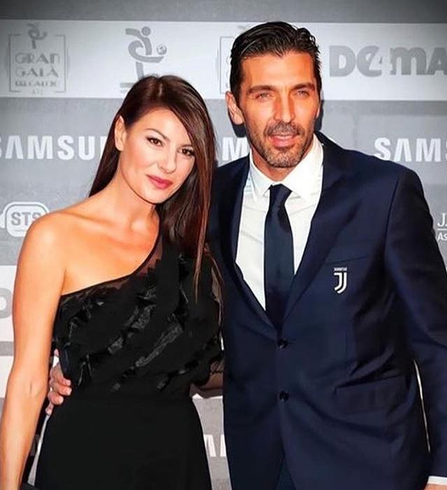 Ilaria D'Amico, Buffon compie 43 anni: 'Ecco come festeggeremo'