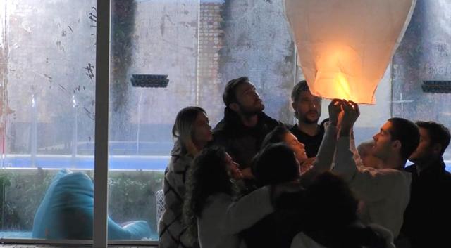 Dayane Mello lancia in cielo la lanterna: il toccante addio al fratello Lucas