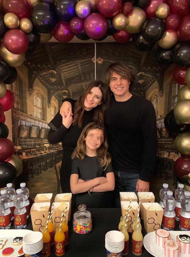 Laura Pausini, festa a tema Harry Potter per gli 8 anni della figlia: guarda