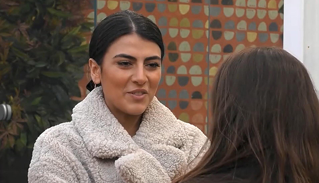 Giulia Salemi, 27, is one of the protagonists of the current edition of 'Big Brother Vip'
