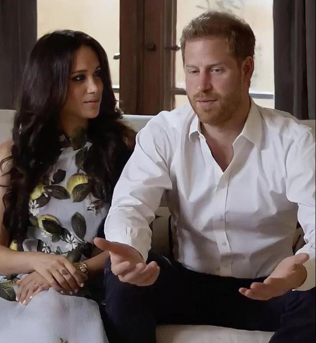 Il Principe Harry, 36 anni, e Meghan Markle, 39, appaiono nuovamente in video per Spotify