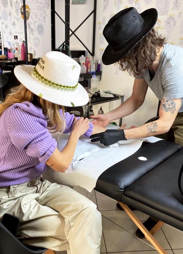 Cristina Marino, nuovo tatuaggio: ecco cosa rappresenta