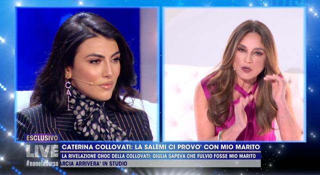 'La prossima volta ti menano': opinionista della D'Urso shock su Giulia Salemi