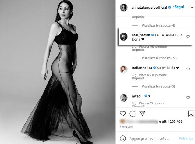 Emma Marrone non si contiene guardando Anna Tatangelo sexy: 'E' bona'