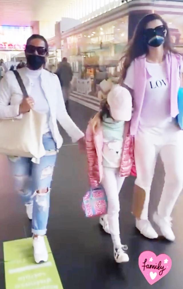 Dayane Mello dopo il GF Vip torna a fare la mamma: prime foto con la figlia Sofia