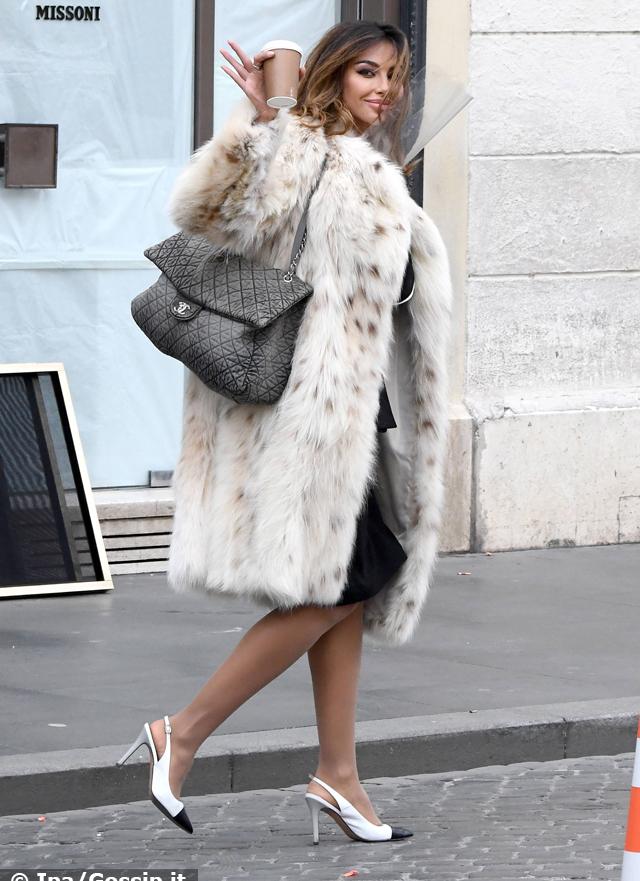 Madalina Ghenea sul set con Lady Gaga: in 'House of Gucci', interpreta Sophia Loren
