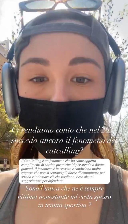 Aurora Ramazzotti: 'Io vittima di Cat Calling'. Ecco cos'è
