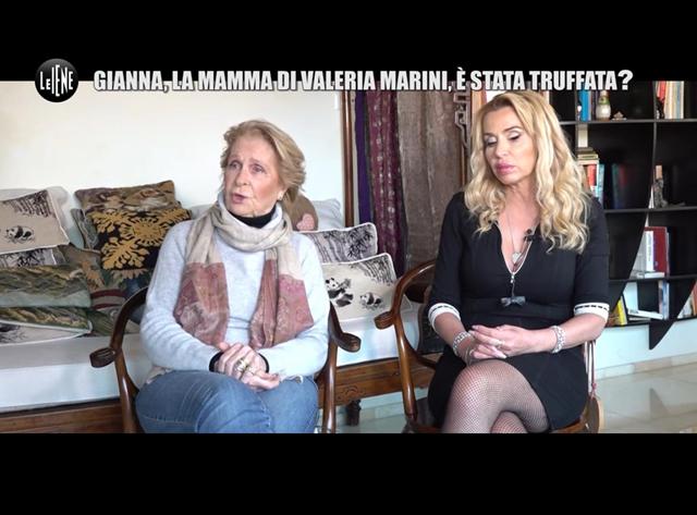 La madre di Valeria Marini sofferente dopo la truffa da 335mila euro: 'Ecco come hanno fatto'