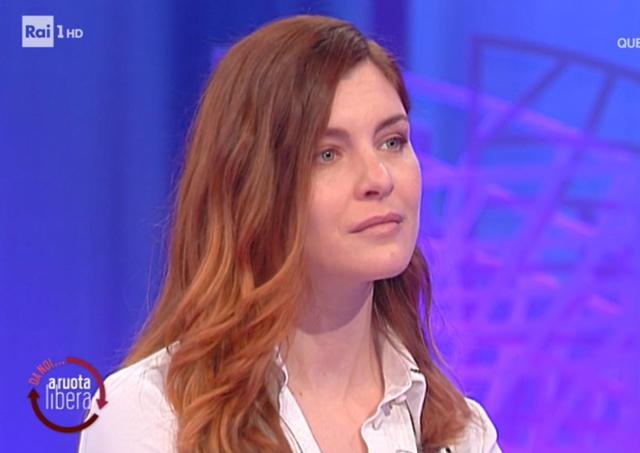 Vittoria Puccini,39 anni, ha espresso solidarietà ad Aurora Ramazzotti in tv sulla questione del catcalling