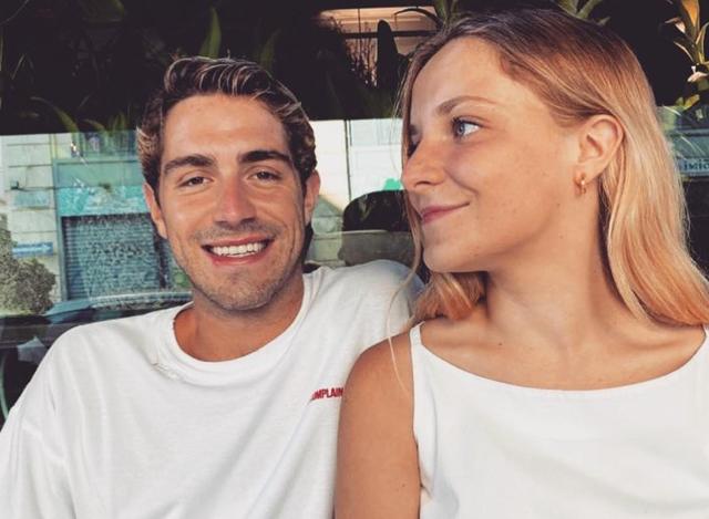 Tommaso Zorzi, 26 anni, insieme alla sorella Gaia. Signorini la vorrebbe nel cast della prossima edizione del reality