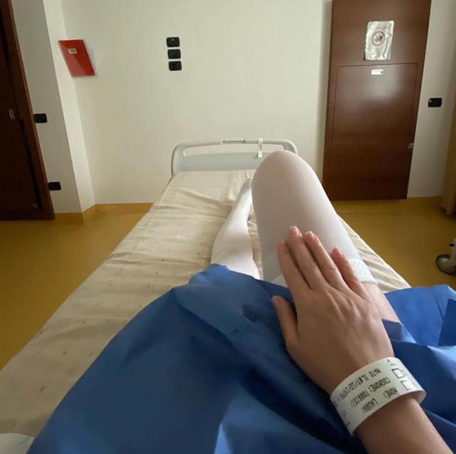 Laura Torrisi, nuovo ricovero in ospedale: 'Pensavo di aver chiuso un ciclo e invece...'