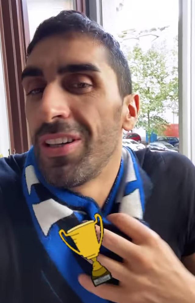 Filippo Magnini: 'Ecco perché ho cancellato la mia foto in piazza durante i festeggiamenti dell'Inter'