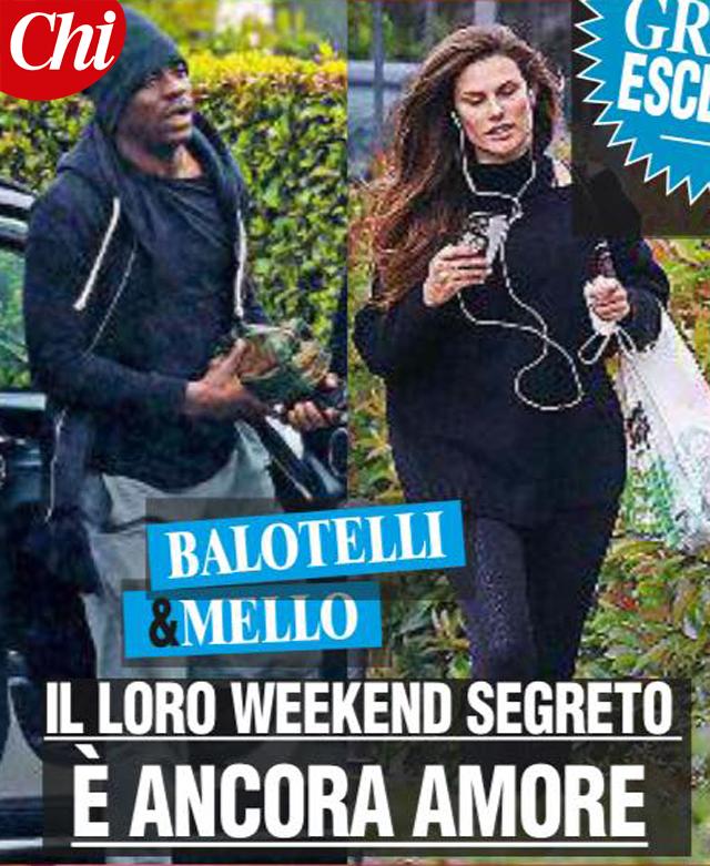 Mario Balotelli e Dayane Mello, Chi li paparazza insieme, ma lui smentisce: 'Non posso avere un'amica?'
